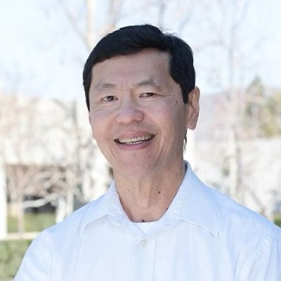 Picture of Franklin Wong smiling