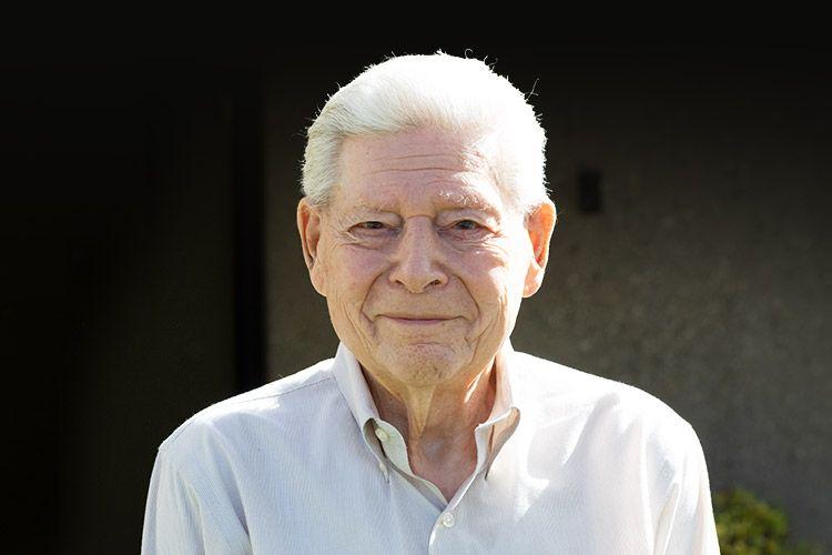 Picture of Herbert Chelner smiling